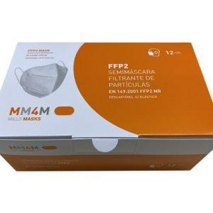 Máscara de Protecção FFP2