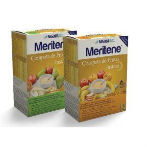 Meritene – Compota de Frutas Instant